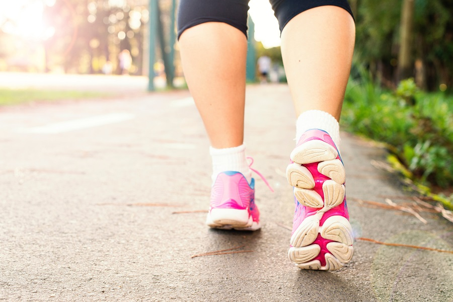 10,000 steps a day to keep yourself healthy