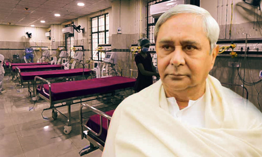 Odisha CM Urges Finance Minister to Exempt GST on Vaccines For 18-44 Age Group