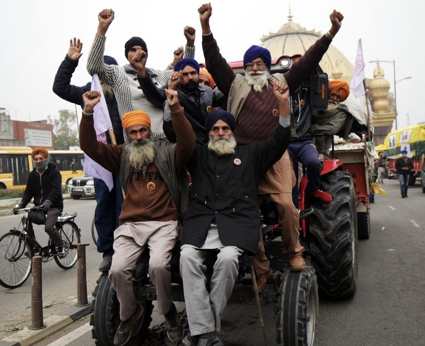 Delhi Police Allows Farmers to Enter Delhi For Tractor Parade, But Only After Official Republic Day Parade