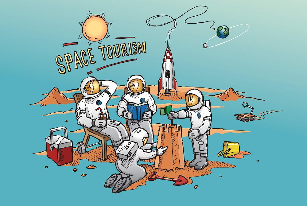 Space Tourism And Its Repercussions. Are we Ready Yet?